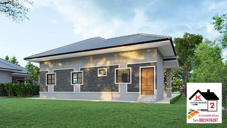 Picture of Unique House Plan for Medium-Sized Family