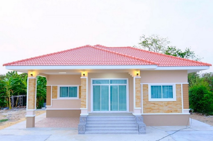 Picture of New House Plan of a Classy Bungalow Residence