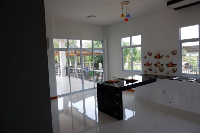 Picture of Three Bedroom Modern House Design